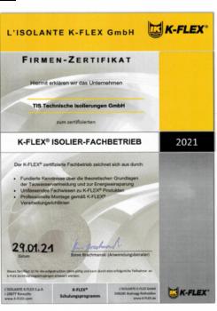 Zertifikat-TIS